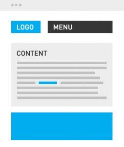Goed webdesign navigatie